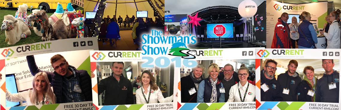 Another successful year at The Showman's Show