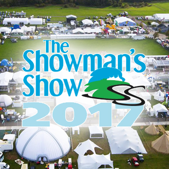 Latest Sustainable Event Displays at Showman's Show