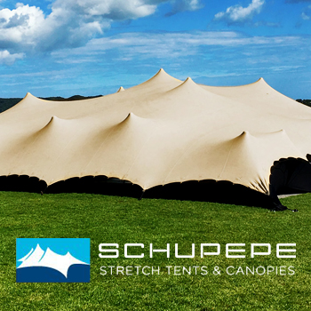 Current RMS Goes Global - Schupepe Tents