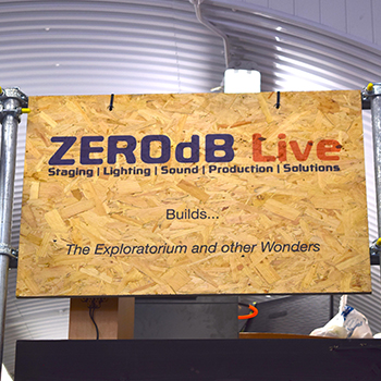 An Exciting Few Days On-Site With ZEROdB Live
