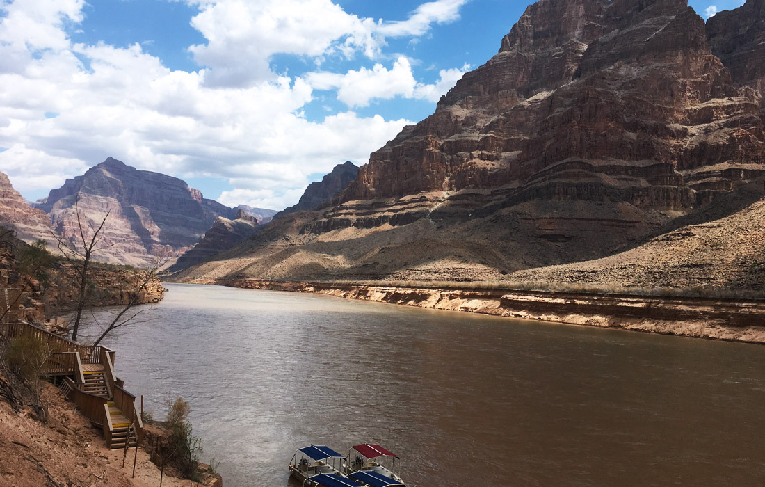 Grand Canyon National Park River