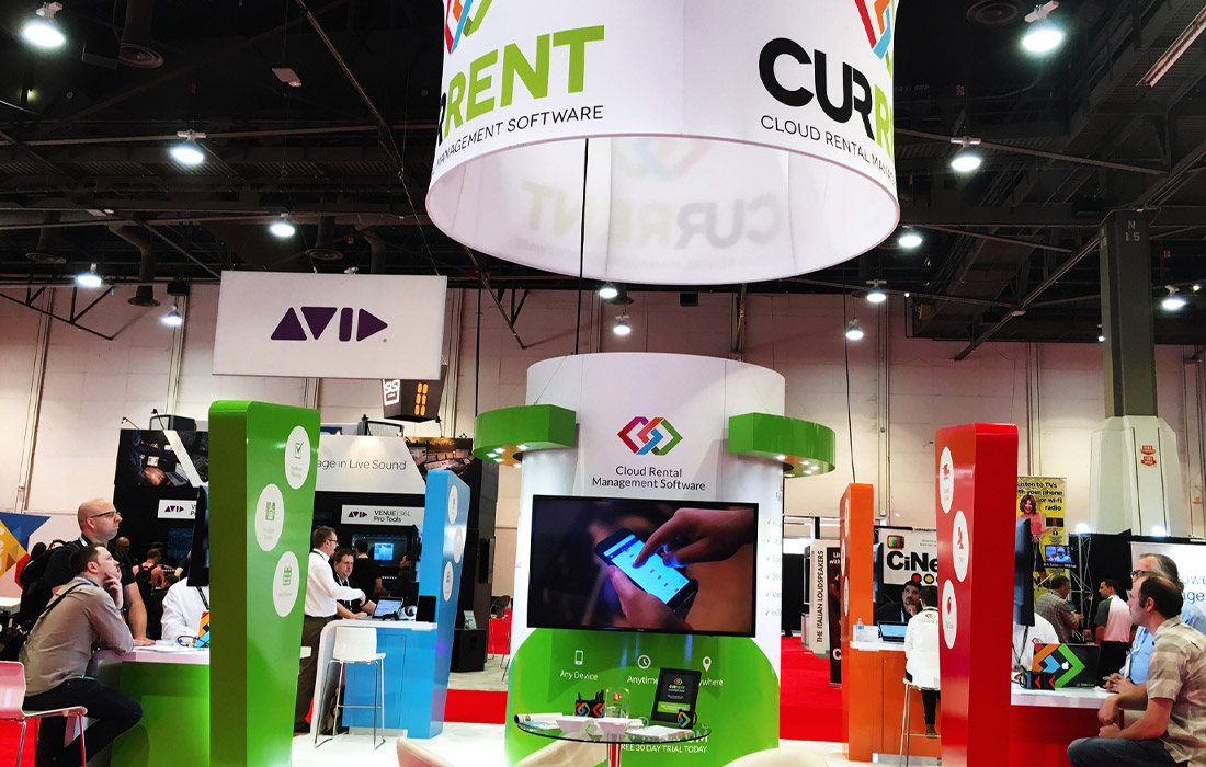 Current RMS was at infoComm 2016 in Las Vegas