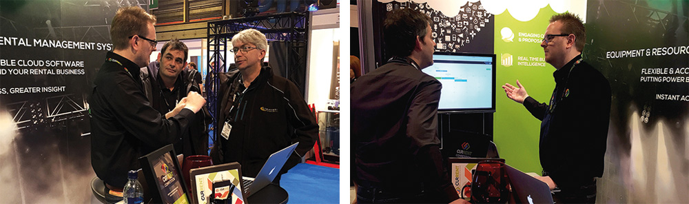 Key Current RMS Features at PLASA Focus Glasgow